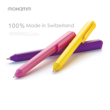 1 Pcs Cute Kawaii Novelty Premec Colourful Design By Switzerland Gel Pen School Office Supplies Stationery For Students Kids