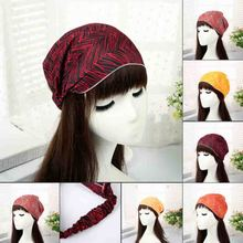 Women striped wide Headband soft Hairband lady Turban Adult floral headband girls Hair Accessories Bandanas Elastic Headwrap