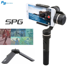 Buy Original Feiyu SPG 3-Axis omnidirectional hand held stabilizer iphone X 8 7 6 Plus Samsung S8 S7 Xiaomi smart phones for $159.00 in AliExpress store