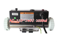 POOL spa heater LX H20-R1 2kw Heater hot tub spa, JNJ swim spas & pools 2000W heater