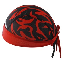2017 Outdoor Sport Cycling Caps Men Baseball Bike Bicycles Male Jersey Team Moto Balaclava Headwear Helmet Headband Hats Bandana