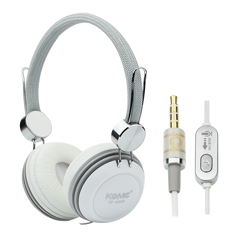 Auriculares Foldable Headset Music Stereo Bass Casque Audio With Microphone For Computer PC Gamer MP3 Player Headfone<br><br>Aliexpress