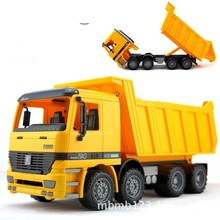 Inertia Trousers Big Trucks Children Beach Transport Car Models Diecasts Toy Vehicles