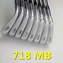 718 MB Irons Set #3-9,P 8Pcs 2017 New Golf Clubs Irons Regular / Stiff Flex With Steel Shaft / Graphite Shaft And Head Cover