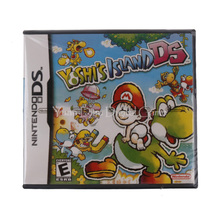 Nintendo NDS Video Game Cartridge Console Card Yoshi's Island DS English Language USA Version