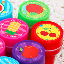 Cute 12PCS Self-ink Stamps Kids Party Favors Event Supplies for Birthday Party Toys Boy Girl Goody Bag Pinata Fillers