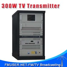 CZH518D-300W 300w DVB-T Digital TV Territorial Broadcast Transmitter for Professional TV Station(China)