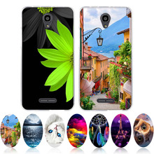 For Alcatel POP 4 Plus Case Cover Soft TPU Fundas Coque Bags For Alcatel One Touch Pop 4+ Plus 5056D 5056M OT-5056D Phone Cases