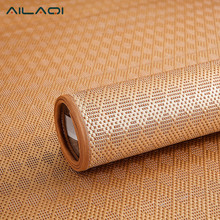 AILAQI High Quality Rattan Sofa Cushion Summer Sofa Cover Cool Chair Seat Couch Cover Plaid Sofa Slipcover Dustproof Sofa Cover(China)