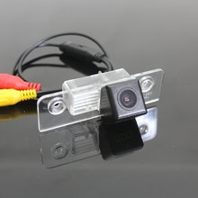 For Skoda Octavia MK1 MK2 1996~2014 / Reversing Back up Camera / Car Parking Camera / Rear View Camera / HD CCD Night Vision