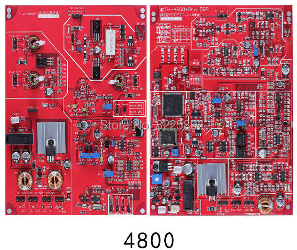 Good quality eas rf pcb board 3800 for antenna 8.2mhz RX+TX<br>
