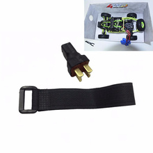 Double Battery Convert Wire T Plug For Feiyue FY03 FY02 FY01 WLtoys 12428 12423 RC Car