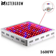 DIAMOND II 1600W Double Chips LED Grow Light Full Spectrum Red/Blue/White/UV/IR 410-730nm For Indoor Plants and Flower Phrase(China)