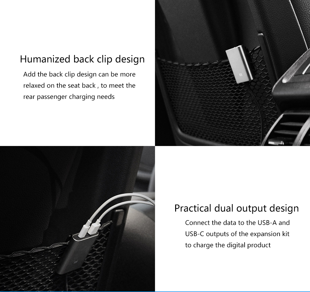 Xiaomi Car Charger QC3.0 Fast Version Extended Accessory (10)