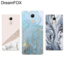 Buy DREAMFOX L160 Fashion Marble Soft TPU Silicone Case Cover Xiaomi Redmi Note 3 3S 4 4A 4X Pro Global Prime for $1.25 in AliExpress store