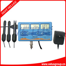 High Quality Multi-Parameter Water Monitor PH TDS ORP temperature EC CF meter PHT-027(China)