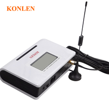 LCD gsm desktop phone fwt fixed SIM card wireless terminal for connect desk telephone or burglar alarm