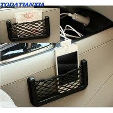 1pcs Car Carrying Bag Stickers auto Styling Accessories mercedes w203 volvo s40 mini cooper f55 bmw f34 golf gti interior