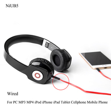 Noise Cancelling Bass Folding Hifi Headphone, Comfortable, Adjustable, Durable and Stylish Over Ear Stereo  Earphone