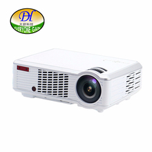 Everyone Gain LED Projector Support 1080P DVD External Android Phone Home Projector Wifi with TV VGA Dual HDMI USB Beamer TL97(China)