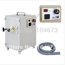 Digital Dental Lab Dust Collector Vacuum Cleaner with 2 suction base 550W fast shipping
