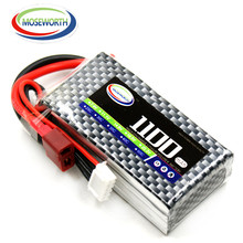 Buy MOSEWORTH RC 4S Lipo Battery 14.8v 35C 1100mAh RC Aircraft Boat Drones Car Quadcopter Airplane Helicopter Li-polymer 4S AKKU for $12.97 in AliExpress store