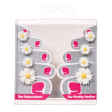 Beautiful Flower Nail Polish Care Treatment Toe Seperator For Nail Salon the new arrival nails tool(China)