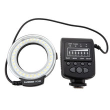 Meike FC-100 FC100 Macro Ring Flash/Light MK FC 100 for Canon for EOS 650D 600D 60D 7D 550D 1100D T4i T3i T3