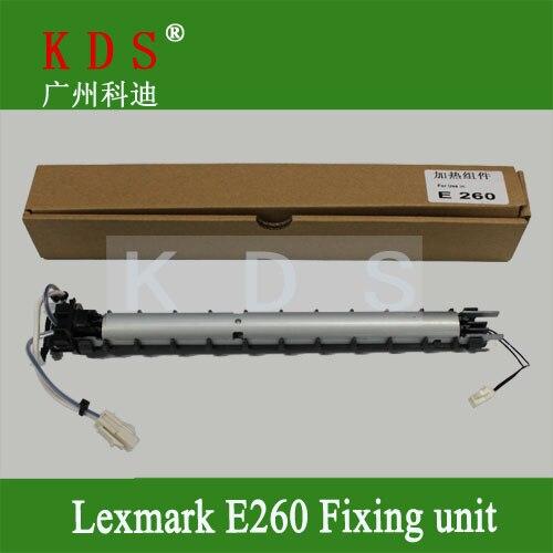 110V Original fuser heat unit for lexmark E260 360 460 364 464 MS310 MX310 410 510 fixing unit  remove from new machine<br><br>Aliexpress