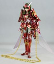 Special offer MAYA Model Andromeda god Shun V4 Bronze Saint Seiya God Myth Cloth Action Fgiure metal armor