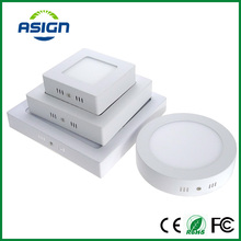 LED Panel Light  6W 12W 18W Surface Mounted LED Ceiling Lights AC85-265V Round Square LED Downlight  30 60 90pcs 2835SMD