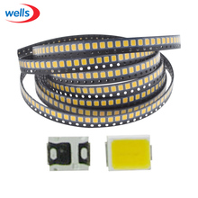LED 1000PCS white Warm white 2835 Lamp bead 21-23LM SMD SMT 21-23LM 0.2W light emitting diode chip leds 2835 Strip components