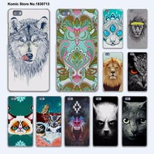 aztec dog owl lion cat wolf animal face hard transparent phone Cover Case for huawei P9 P8 Lite P9Plus P7 Mate 9 Mate S 8 7