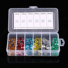 120Pcs/Set 5A-30A Assortment Accessories Micro Mini Blade Fuse Set Kit For Car Auto Truck SUV Motorcycle