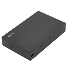 "SSK 3.5"" High Speed HDD Enclouse USB 3.0 SATA HDD Box External Hard Drive Enclosure HDD Case 9.5mm 7mm for PC Laptop(China)"
