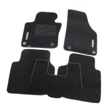 5pcs High Quality Odorless Auto Carpet Mats Perfect Fitted For VW Passat