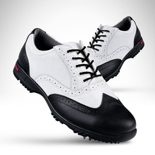 High Quality Golf Shoes Outdoor Sneakers Genuine Leather Men Sports Shoes Round Toe Anti-skid Golf Shoes for Men