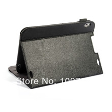 High quality Faux Leather stand case For Toshiba Excite Pure/Pro/Write tablet Cover sleeve