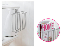 Storage rack finishing frame toilet rack wall magazine rack magazine shelf E19
