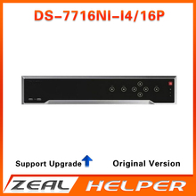 Buy Original Egnlish Version DS-7716NI-I4/16P 16CH 4k NVR 4SATA interfaces 16 POE ports network video recorder 12 MP for $535.43 in AliExpress store