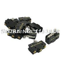 10pcs LXW5-11G2 SPDT Momentary Roller Hinge Arm Limit Switch Microswitch