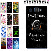 For Prestigio Grace Q5 PSP5506DUO Smart Design Don't Touch Individuality Printing Case TPU Cover Bag Shell Housing(China)