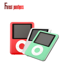 "NEW STYLE BEST SALE 8GB 1.8"" 3TH FM MP3 PLAYERS FM Raido EBOOK MUSIC Mini Light PLAYER 6 Colors(China)"