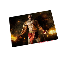 2016 new god of wars mouse pad gear mousepads direct sales gaming mouse pad gamer large personalized pad mouse keyboard pad(China)