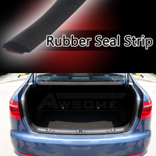 "Free Shipping!! 120"" 10FT FLEX PVC VEHICLE TRUCK BOAT DOOR WINDOW EDGE RUBBER TRIM MOLDING SEAL"