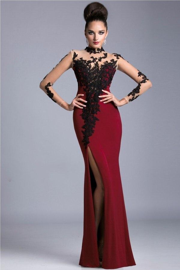 Online Get Cheap Long Sleeve Corset Dress -Aliexpress.com ...