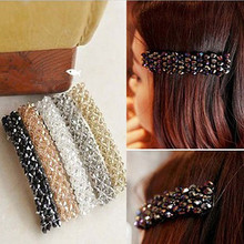 New Hair Accessories Crystal Beads Hair Pin Women's Hair clip Hair Jewelry HG069