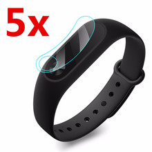 Buy 5Pcs/lot Xiaomi Mi Bands 2 Smart Wristband Screen Protector Ultrathin Soft HD Anti-Scratch Protective Film Cover for $1.10 in AliExpress store