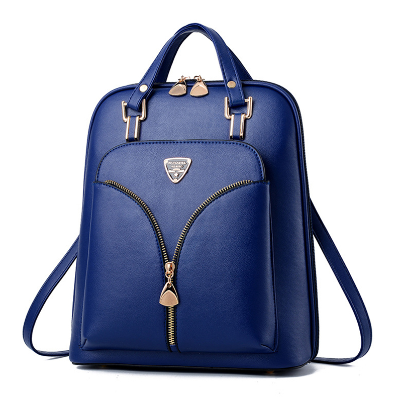 Nevenka Anti Theft Leather Backpack Women Mini Backpacks Female Travel Backpack for Girls School Backpacks Ladies Black Bag 201806