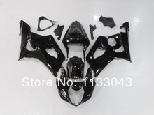 For SUZUKI GSX-R1000 K3 03 04 GSX R1000 K3 Black t989786 GSXR 1000 2003 2004 GSXR1000 Fairing Kit